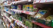 Supermercados: entre abril y mayo bajó un 4,7% el consumo de productos de almacén