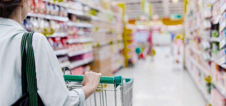 El consumo en los supermercados creció un 32% en agosto